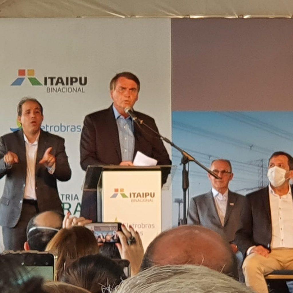 conacen em Itaipu